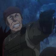 Agent Kidel Heidegger Anime episode 11