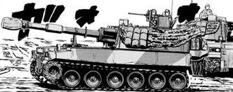 Type 75 155 mm Howitzer