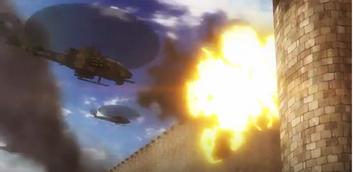 Italica airstrike