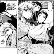 Lelei on Driving Manga