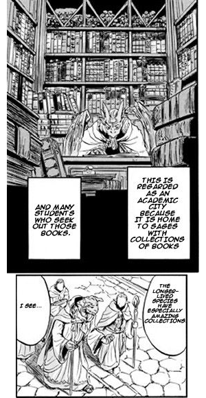 Rondel Sage book collections Manga chapter 53 page 15