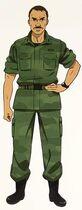 Koichirou hazama gate anime
