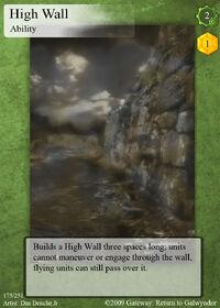 175-high wall