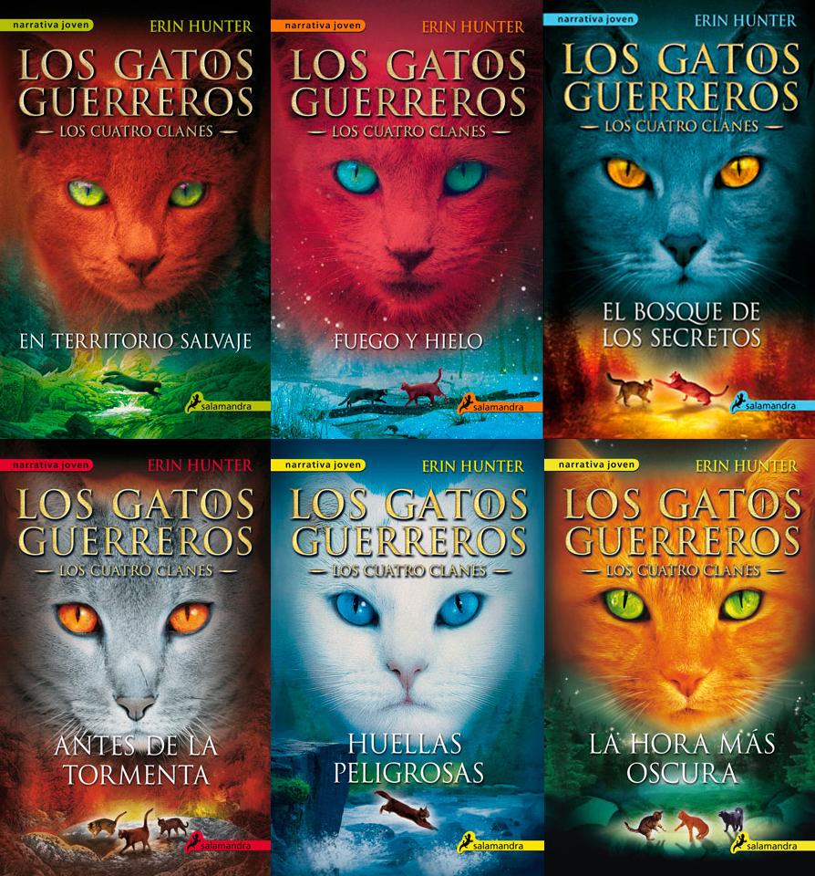 Libros de Los gatos guerreros | Los Gatos Guerreros Wiki ... - photo#50