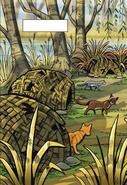Campamento clan del río.a shadow in riv 20200616222047
