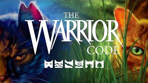The Warrior Code Warriors series by Erin Hunter