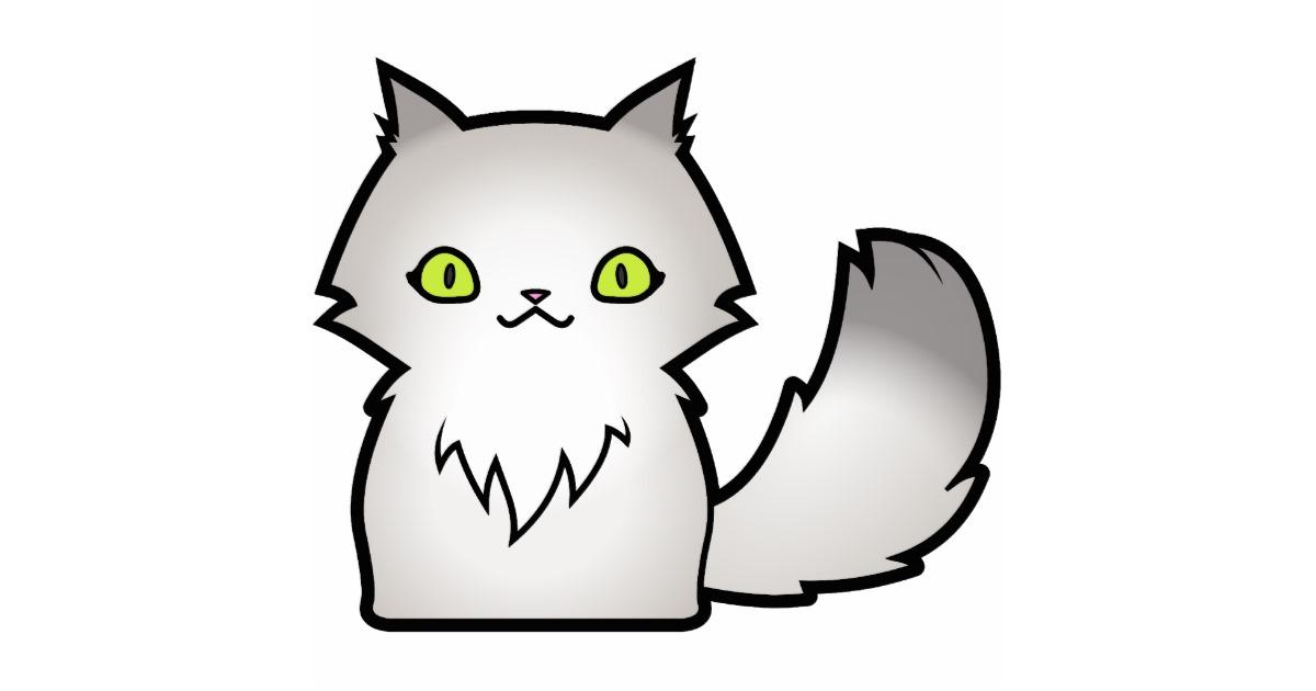 Imagen - Dibujo-de-gato-gris-para-colorear.jpg | Los Gatos Guerreros ...