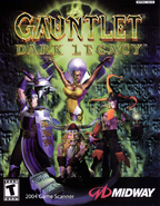 Gauntlet06DL Render Cover PS2 NTSC 1 high Front