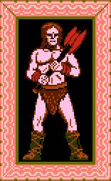 Warrior NES