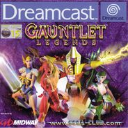 Gauntlet05Leg Render Dreamcast Cover