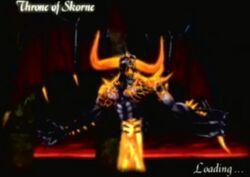 Throne of Skorne