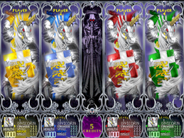 Gauntlet06DL Select Knight 2Unicorn
