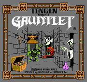 Gauntlet01 System NES 1Title