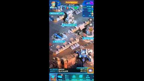 Android SciFi RTS Galaxy at War Online Review