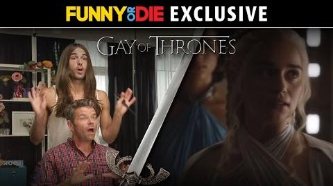 Gay Of Thrones S5 EP ​1​ Recap The Whores To Cum