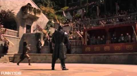 Gay of Thrones S4 EP 8 The Mounting and The Vagine from
