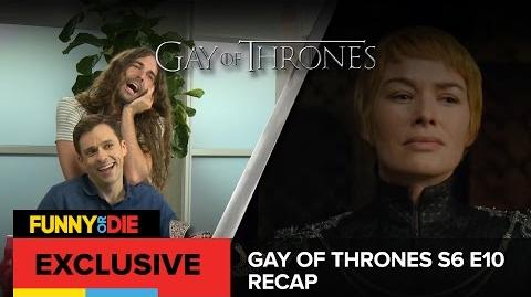 Gay of Thrones S6 E10 Recap- The Twinks of WeHo