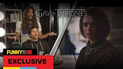 Gay Of Thrones S5 EP ​2​ Recap White House Black Market