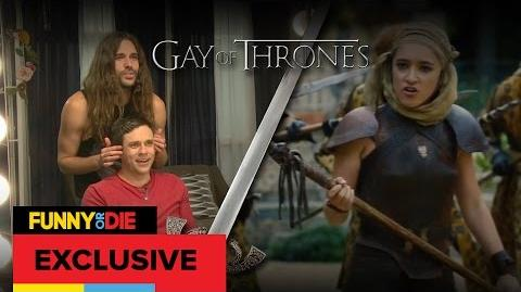 Gay Of Thrones S5 EP ​6 Recap Endowed, Bendy, Uncut