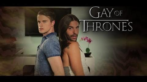 Gay of Thrones S4 EP 10- Future Legendary Children with George R.R