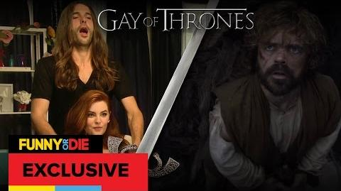 Gay Of Thrones S5 EP ​5 Recap with Tess Holliday