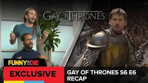 Gay of Thrones S6 E6 Recap- Beef of My Butt