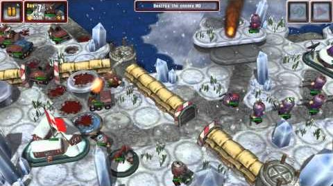 TheIrritableCanadian Plays; Great Big War Game, Episode 3 - Fun times with Artillery.