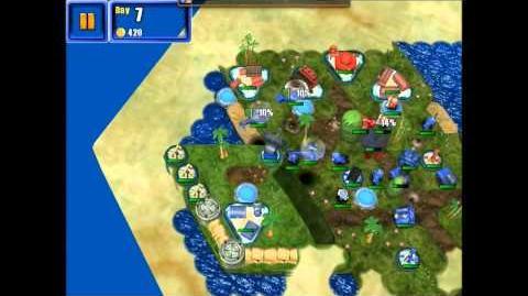 Great Big War Game Gameplay HD iPhone iPod Touch iPad