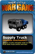GLWG trading card supplytruck