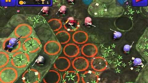 Great Little War Game - HD Gameplay iPad iPad2