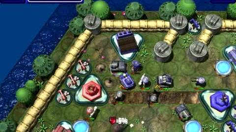 Gameplay of GLWG