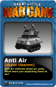GLWG trading card antiair