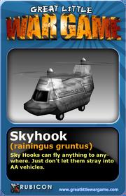GLWG trading card skyhook