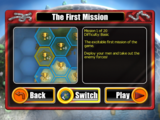 The First Mission