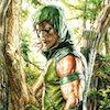 Battle-Green Arrow