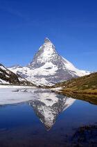 Matterhorn Riffelsee 2005-06-11