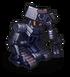 The wreckage of No.5 Robot