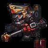 Механический полководец Т-01