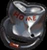 Broken Iron Bucket