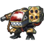 Усиленный сбиватель RX