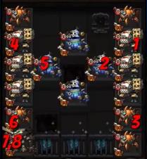 Заброшенный арсенал 3 этаж