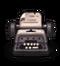 Пишущая машинка