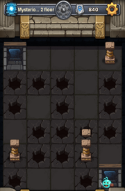 Mysterious Relic Solution 18