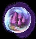 Роща в пузыре