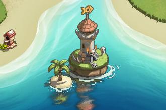 Остров скелетов