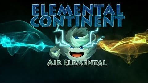 G&D Elemental Continent - Air Elemental Maze - Event Walkthrough