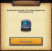 Old Cash Machine Context