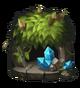 Разветвленная пещера 7