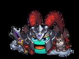Three-eye King
