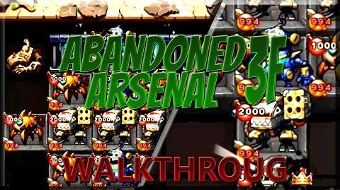G&D Sky Maze - Abandoned Arsenal 3F - Walkthrough